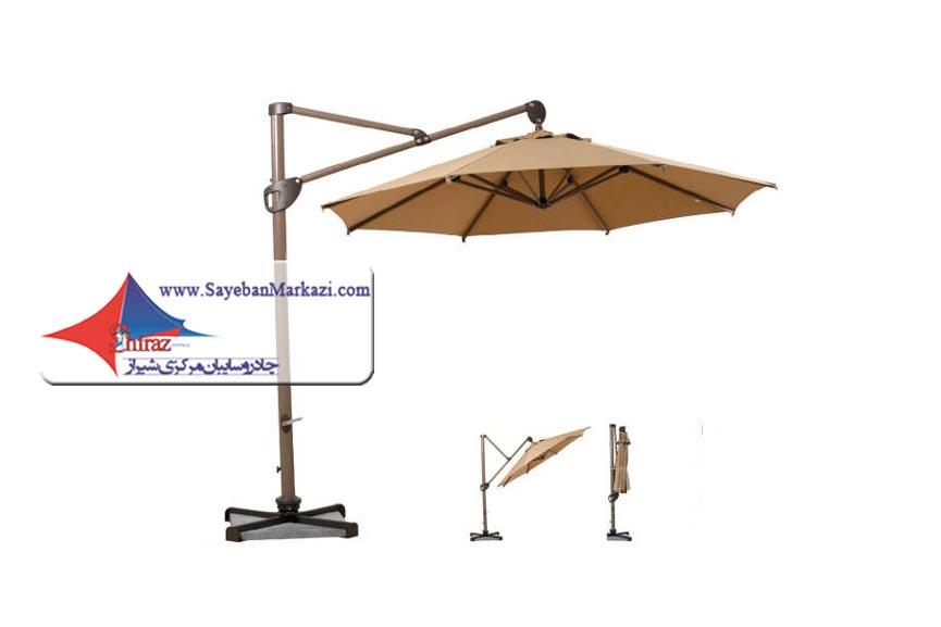 تولید سایبان چتری و چادر چتری در شیراز
