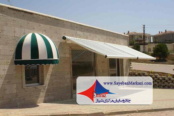 تولید چادر و سایبان کالسکه ای در شیراز
